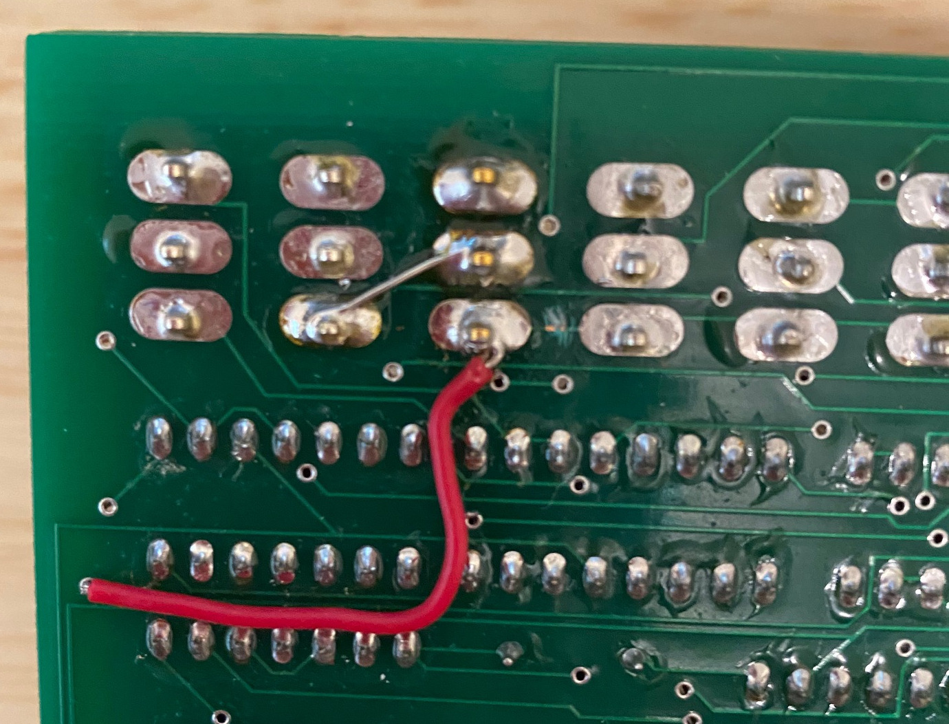 Elf Circuit Board Modifications