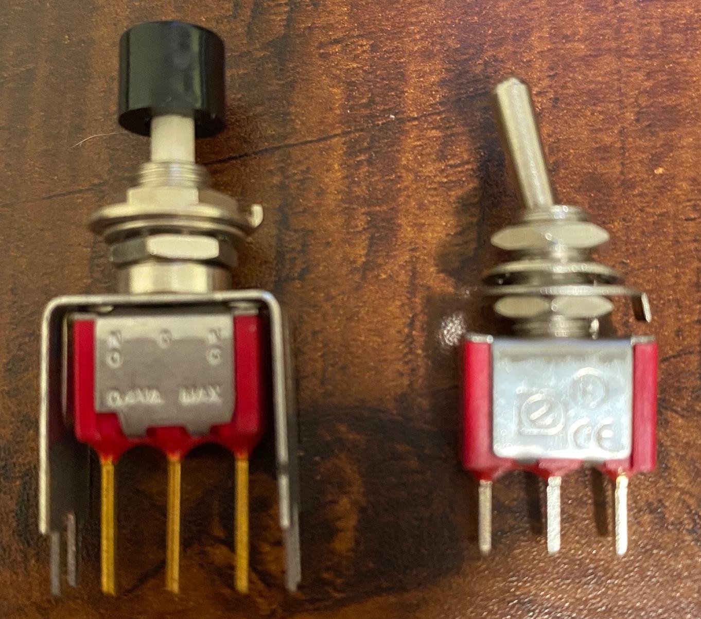 Image of Micro Elf Switches