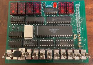Micro Elf Board Complete