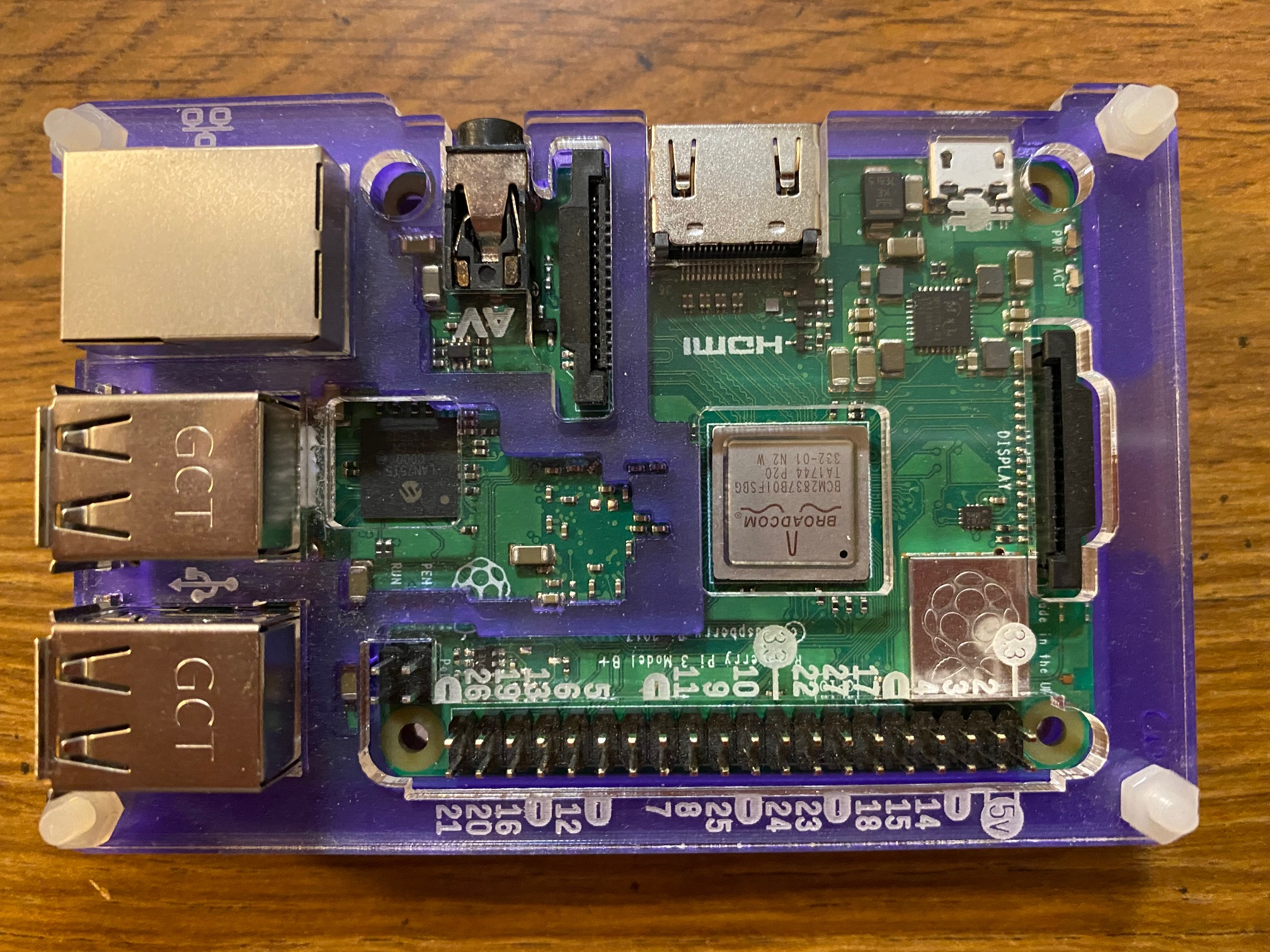 Image of Raspberry Pi 3
