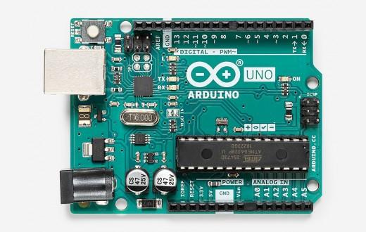Image of original Arduino Uno